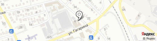 Family Studio на карте Георгиевска