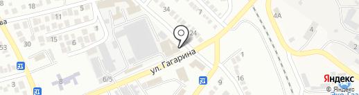 Натурпродукт на карте Георгиевска