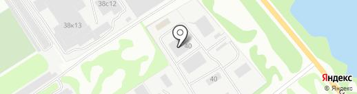 ННК Холдинг на карте Дзержинска