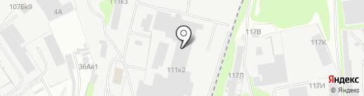 СИЛИКАТСТРОЙ на карте Дзержинска