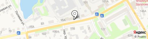 Торгово-сервисная компания на карте Богородска