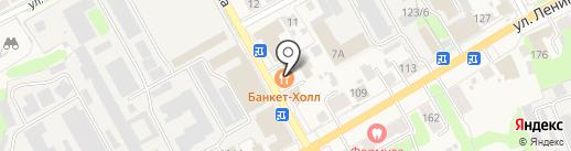 Электро на карте Богородска
