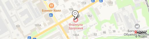 БЕГЕМОТиК на карте Богородска