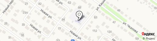 Детский сад №16 на карте Богородска