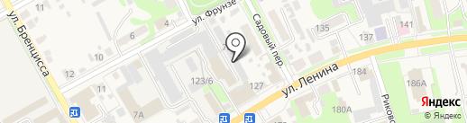 Альфа Сервис на карте Богородска