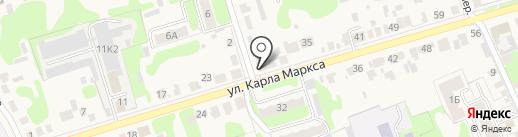 Ева на карте Богородска