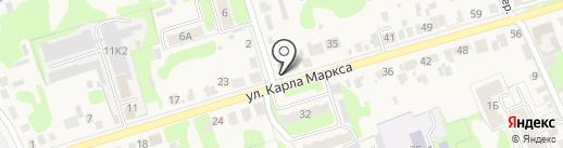 ОконМного НН на карте Богородска