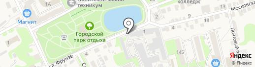 Богородская кондитерская фабрика, ЗАО на карте Богородска