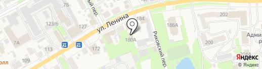 Всероссийское добровольное пожарное общество на карте Богородска