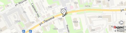 Государственная инспекция по надзору за техническим состоянием самоходных машин и других видов техники Нижегородской области на карте Богородска