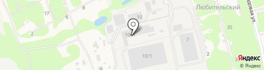 ТОЛО на карте Богородска
