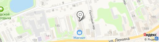 Уголовно-исполнительная инспекция на карте Богородска