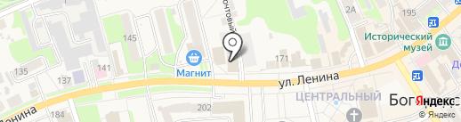Свой стиль на карте Богородска
