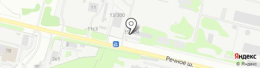 РОйл на карте Дзержинска