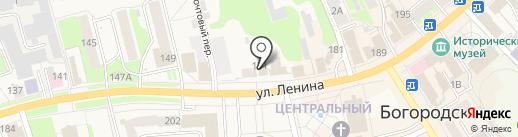 Вита+ на карте Богородска