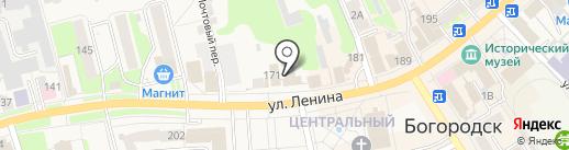 Ольга на карте Богородска