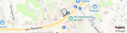 Ермолино на карте Богородска