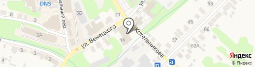 Магазин на карте Богородска