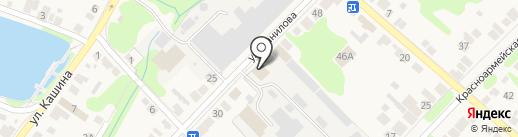Столовая на карте Богородска