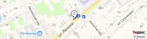 Аккумуляторы.рф на карте Богородска