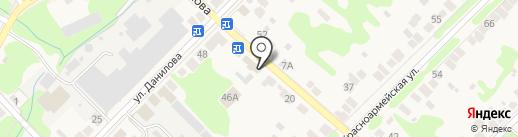 ПОЛИМЕР на карте Богородска