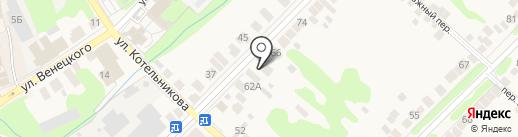 Детский сад №6 на карте Богородска