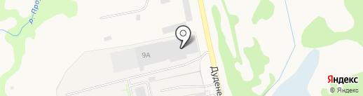 Металлимпресс на карте Богородска