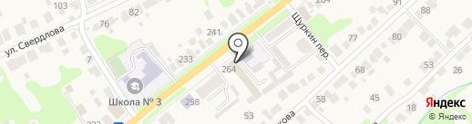 Отдел МВД России по Богородскому району на карте Богородска