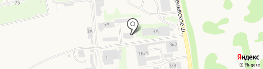 АСПИЛ на карте Богородска