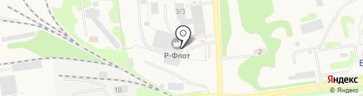 ГОРЬКОВСКОЕ ЦЕНТРАЛЬНОЕ КОНСТРУКТОРСКОЕ БЮРО РЕЧНОГО ФЛОТА на карте Богородска