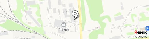 Производственная компания на карте Богородска