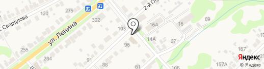 Рубликбублик на карте Богородска