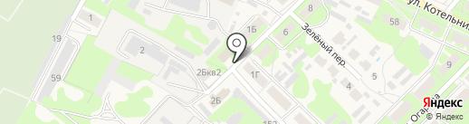 Автотехосмотр 52 на карте Богородска