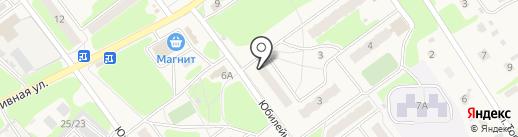 Дантист на карте Гидроторфа