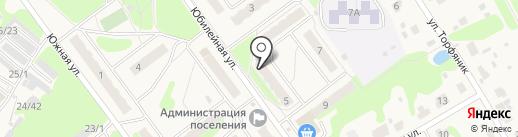 Ниж-Авто на карте Гидроторфа
