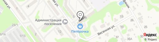ФИТОДЕНТ на карте Гидроторфа
