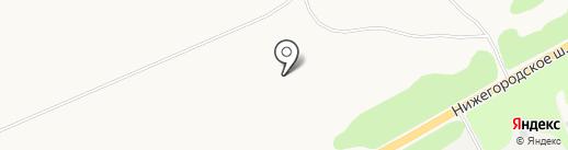 DZ Богородск на карте Богородска