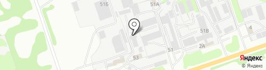 ПожтехИнновация на карте Дзержинска