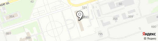 Ока-Полимер на карте Дзержинска