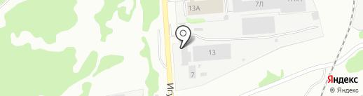 СКИФ Спешиал Кемикалз на карте Дзержинска
