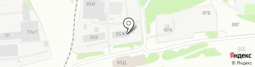 Ермис-НН на карте Дзержинска