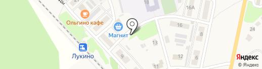 Гранд на карте Лукино