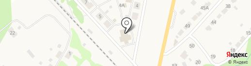 Дом культуры им. М.А. Горького на карте Лукино