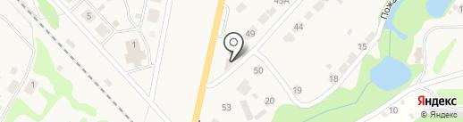 DELTA на карте Лукино