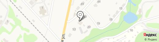 Союз-М на карте Лукино