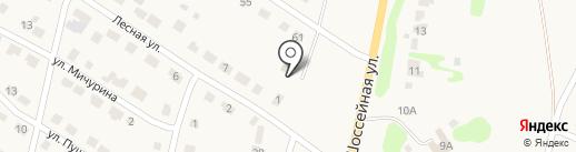 Фельдшерско-акушерский пункт на карте Лукино