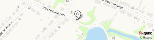 В десятку на карте Лукино