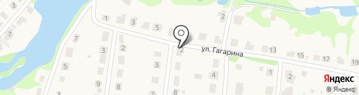 Магазин хозтоваров на карте Лукино