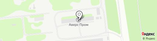 ОМК-Экометалл на карте Дзержинска