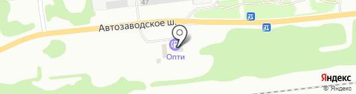 АЗС Петролиум Плюс 33 на карте Дзержинска